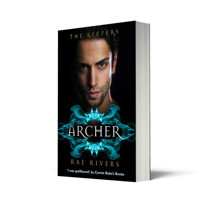 Archer Hard Cover