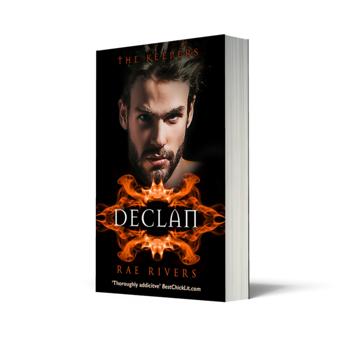 Declan hard cover