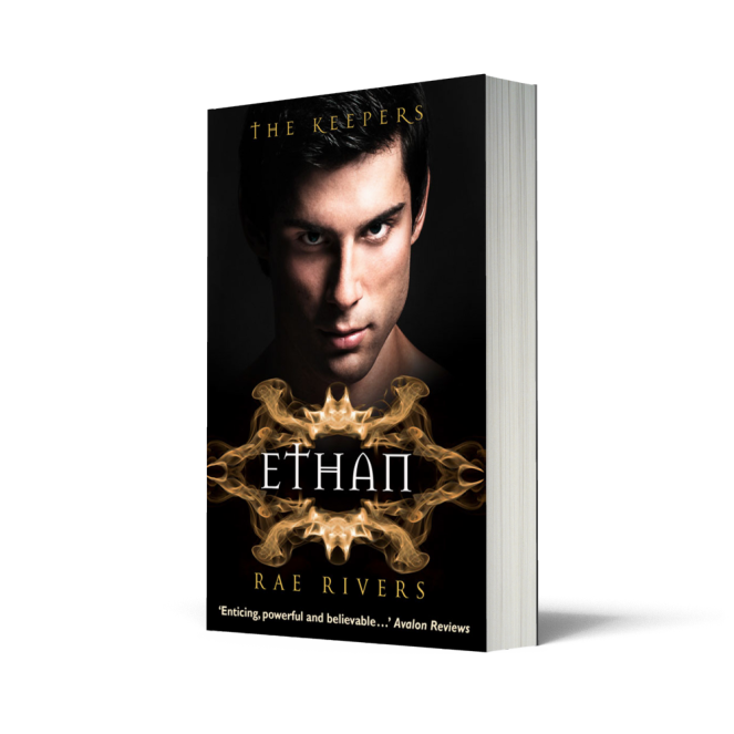 Ethan hard cover