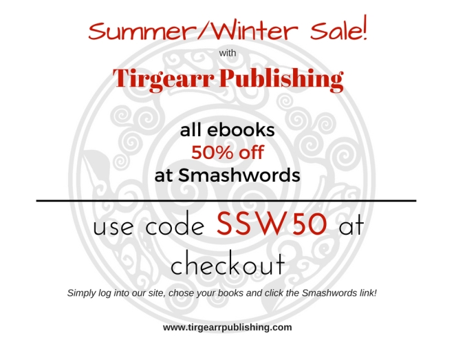 tirgearr smashwords sale