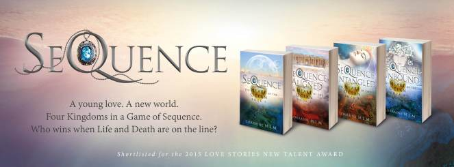 Sequence 4 Book Series Banner